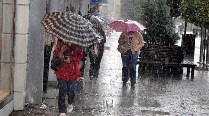 Meteoroloji'den son dakika hava durumu uyarısı 13 Temmuz! Bugün hava nasıl olacak?