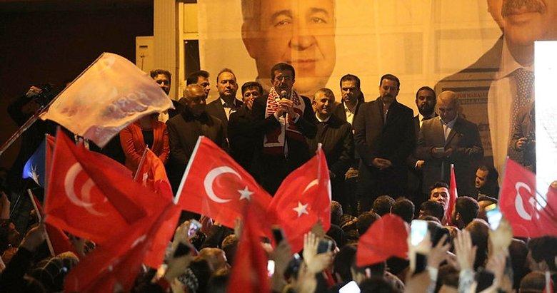 Nihat Zeybekci: İzmir'in talihini değiştireceğiz