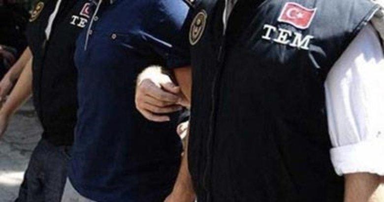 İzmirde sosyal medyadan terör propagandasına gözaltı