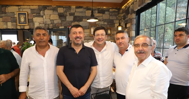 Halk TV'nin sahibi Cafer Mahiroğlu Asos'ta kaçak restoran açtı! Kaçak yapıyla ilgili flaş karar