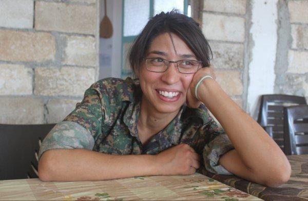 YPG ile Muğla'da tanışan terörist Ceren Güneş, öldürüldü