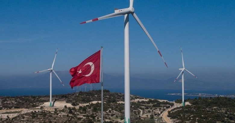 Rüzgardan enerji üretimi 3 kat arttı