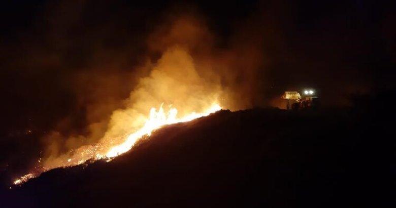 Bakan Pakdemirli yangınlarda son durumu açıkladı