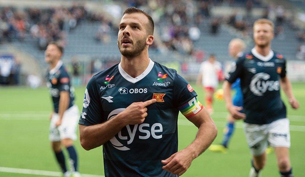 Göztepe'nin ilk Norveçli futbolcusu Zlatko Tripic! İşte Göztepe'nin yabancı futbolcuları...