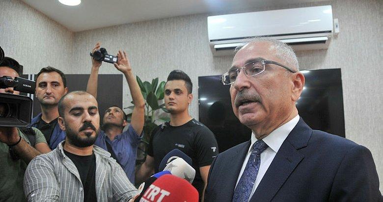 Ahmet Türk'ün yerine göreve gelen Vali Mustafa Yaman işten çıkarılan şehit yakınlarını yeniden işe aldı