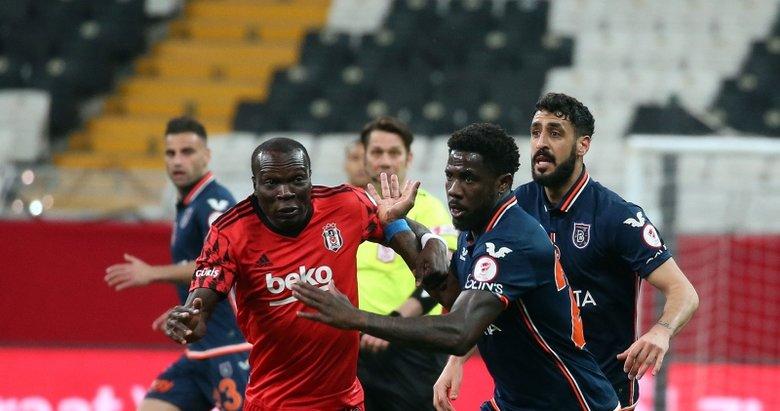 Beşiktaş - Başakşehir: 3-2 MAÇ SONUCU