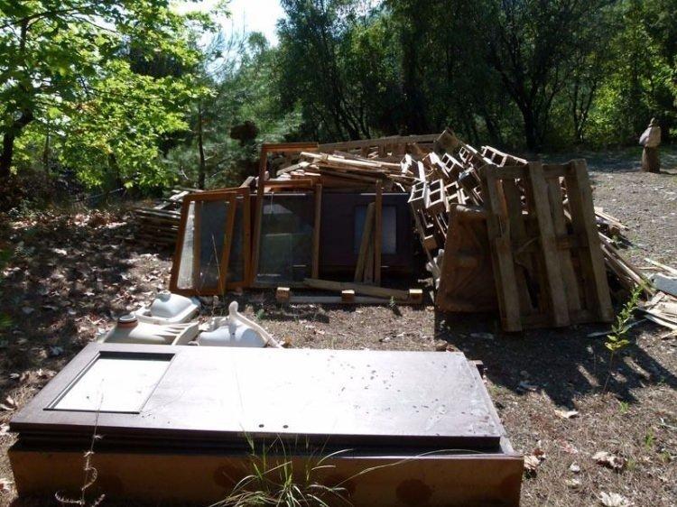 1500 TL'ye kendi evini yaptı! Ortaya bu mimari şaheser çıktı!