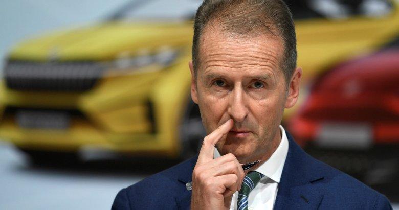 Volkswagen CEO'sundan küstah açıklama!