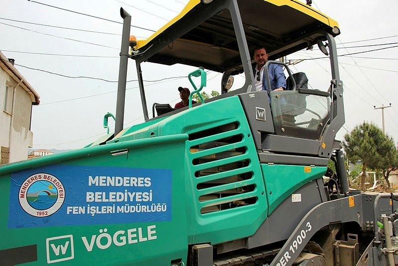Menderes'te halk hareketi