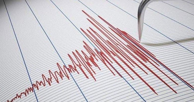 Son dakika: Kütahya'da deprem! AFAD son depremler...