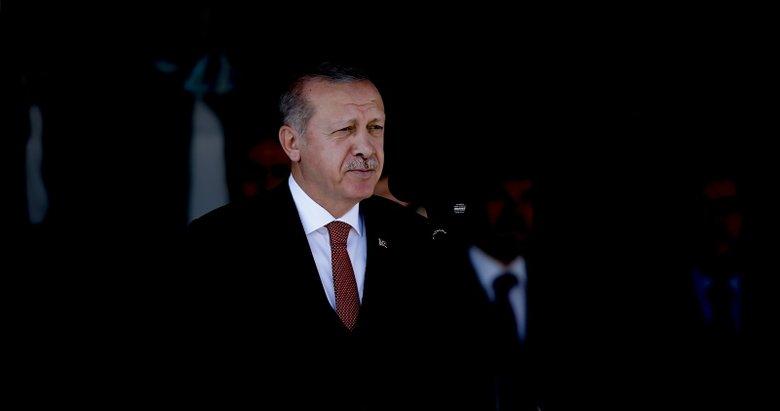 Başkan Erdoğandan Trumpa cevap