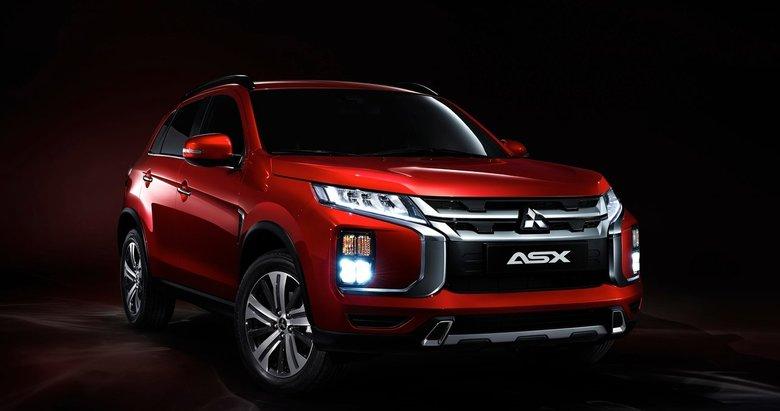 Merakla beklenen 2019 Mitsubishi ASX'in özellikleri belli oldu