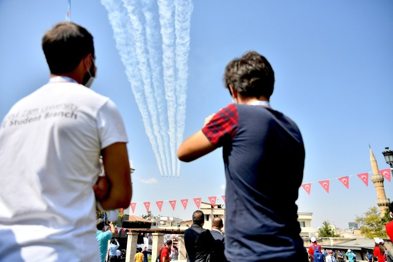 TEKNOFEST 2020 Gaziantep'te başladı