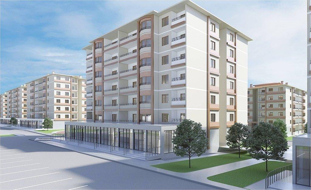 İstanbul'da nerelerde yapılacak? TOKİ 100 bin konut başvurusu nasıl yapılır? 2020 TOKİ evleri başvuru şartları!