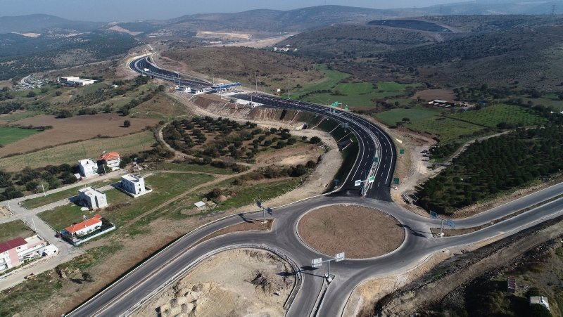 Kuzey Ege Otoyolu, 22 Şubat'ta Başkan Erdoğan tarafından açılacak