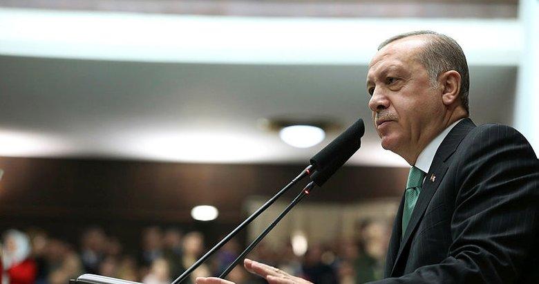 Cumhurbaşkanı Recep Tayyip Erdoğan'dan Başbuğ'a sert yanıt