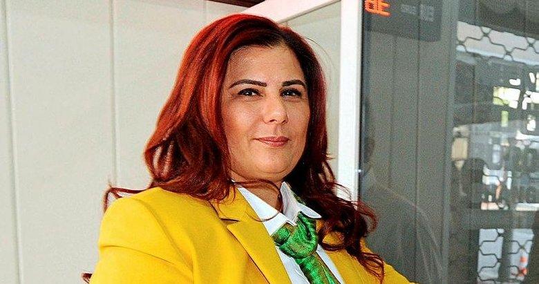 Aydın'ın CHP'li başkanı Özlem Çerçioğlu hemcinslerini tehdit etti!