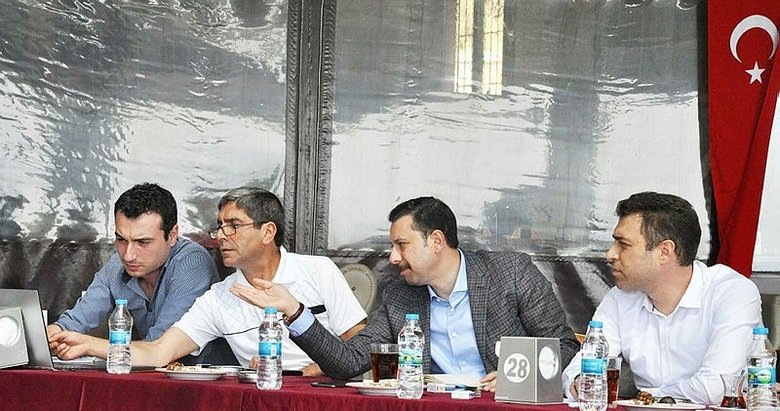 AK Partili Kaya'dan Buca'ya doğal gaz sözü