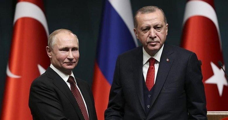 Son dakika: Başkan Erdoğan ile Rusya Devlet Başkanı Putin'den kritik Dağlık Karabağ görüşmesi