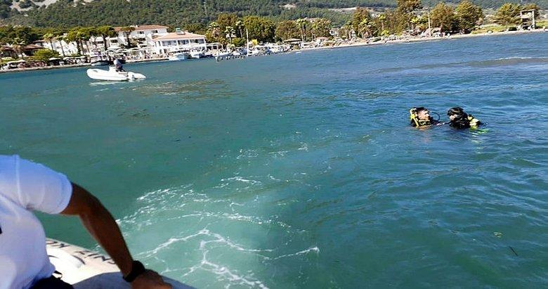 Muğla'da 19 yaşındaki Dinçay denizde boğuldu