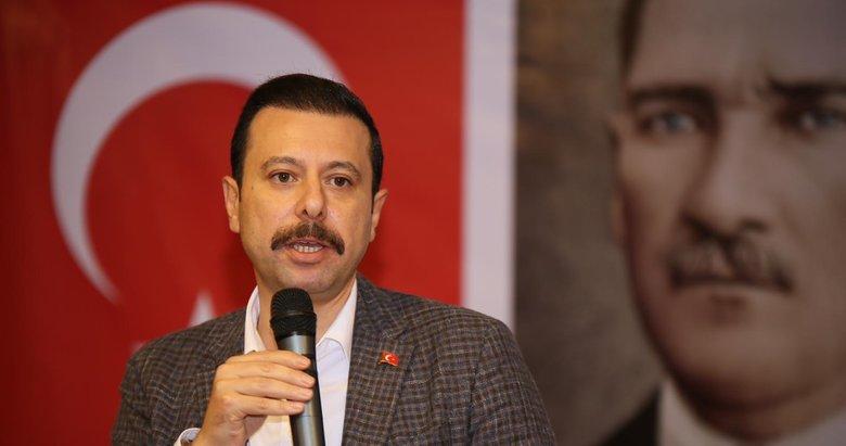 AK Partili Kaya'dan Tunç Soyer'e tepki: Gezmeyi bırak, görevini yap!