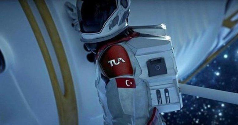 Türkiye Uzay Ajansının logosunda dikkat çeken detay! Nasıl ortaya çıktı?