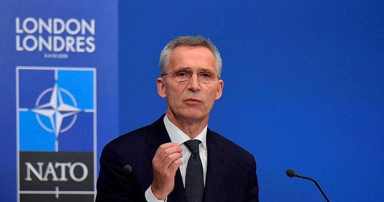 NATO Londra Deklarasyonu yayımlandı! NATO Genel Sekreteri Stoltenberg'ten flaş açıklamalar