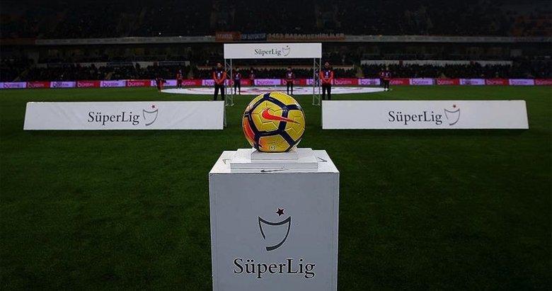 Süper Lig'de 14. haftanın perdesi açılıyor