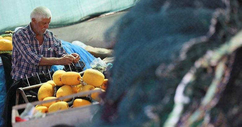 Egeli balıkçılar vira bismillah demeye hazırlanıyor
