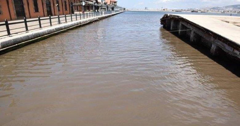 İzmir'de kanalizasyon suları denize akıyor! Skandalda bakanlık harekete geçti