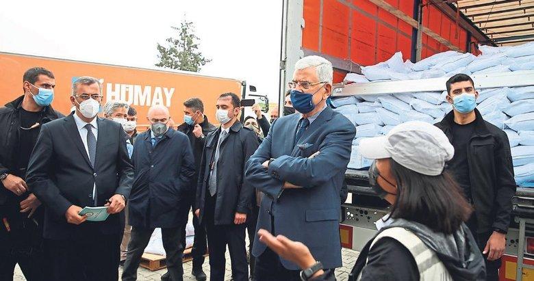 BM'den Suriye sınırına kritik temas