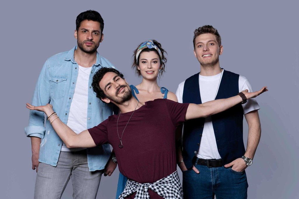 ATV'nin yeni dizisi Gençliğim Eyvah için geri sayım başladı