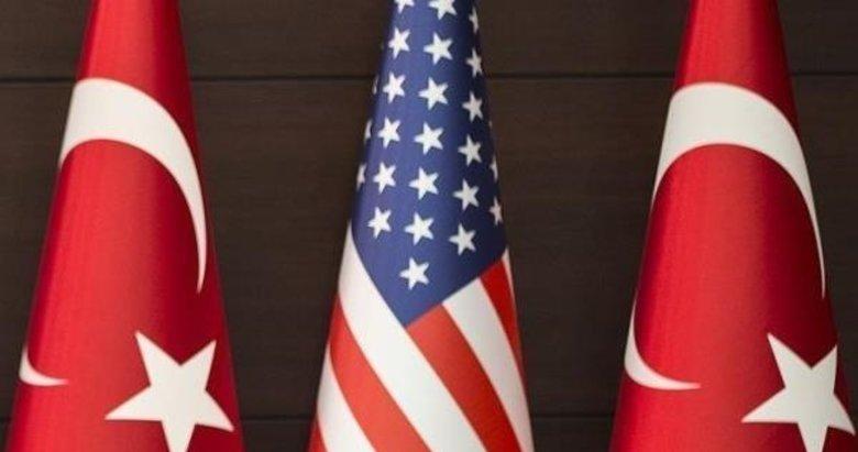 Türkiye-ABD Suriye Çalışma Grubu heyetler arası toplantısı gerçekleştidi
