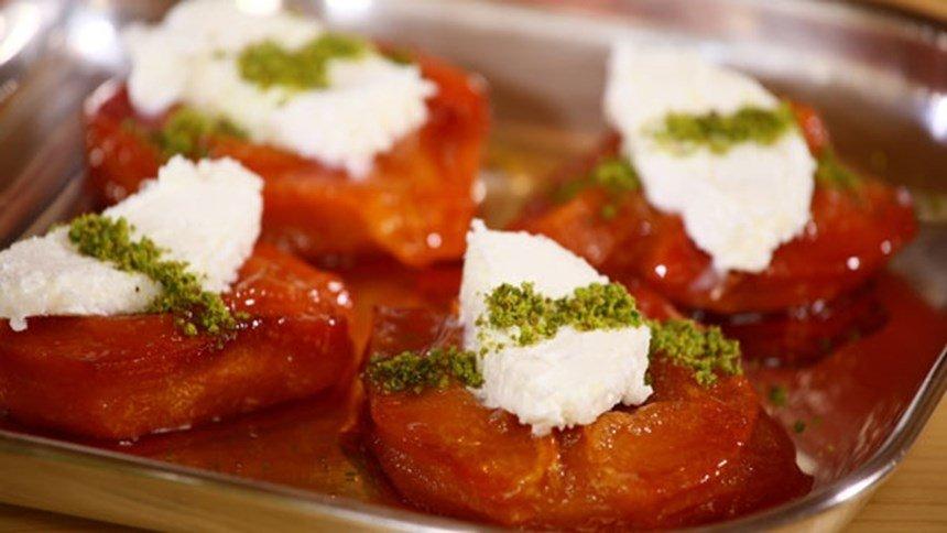 Pratik hazırlanan ve lezzeti damakta kalan ayva tatlısı tarifi