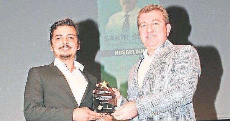 Yeni Asır Gazetesi 4 ödül birden aldı