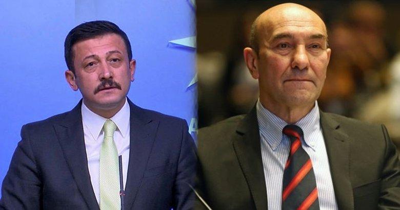 AK Partili Dağ'dan Soyer'e eylem planı salvosu: 2 yılda büyük ölçüde hedefleri tutturamadı