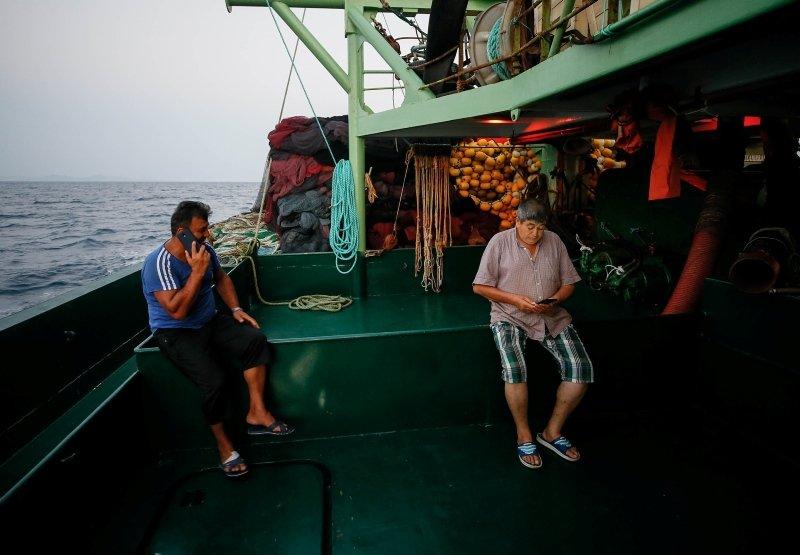 Denizin mevsimlik işçileri