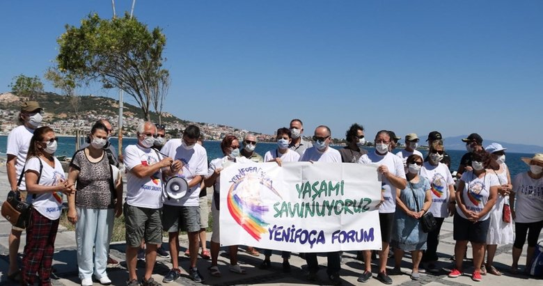 İzmirliler isyan etti! Yine CHP'li belediye yine çevre kirliliği!