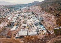 İzmir'in 'en büyük projesi' yükseliyor