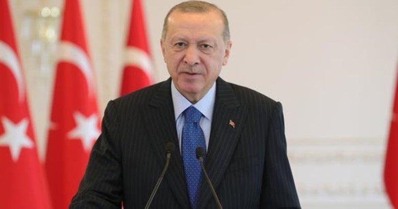 Başkan Recep Tayyip Erdoğan: Gençlerle aramıza yalanların girmesine izin vermeyeceğiz