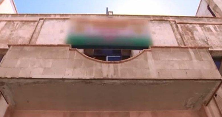 Teröristler Afrin'de masumları cezalandırmış