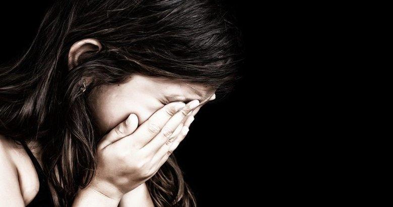 Öz kızlarına cinsel istismardan tutuklandı