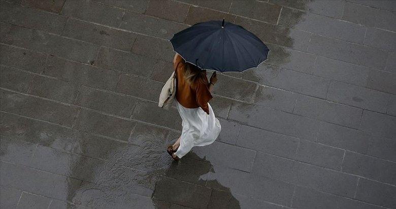 Meteoroloji'den çok sayıda il için yağış uyarısı! İzmir'de hava durumu nasıl olacak?