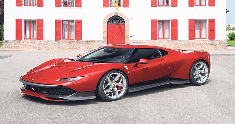Bu Ferrari'ye sadece 1 kişi sahip olacak
