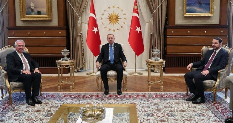 Başkan Erdoğan'dan TL ile kira talimatı