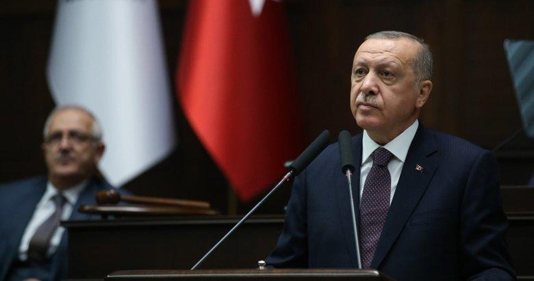Başkan Erdoğan duyurdu: Bozdoğan envantere giriyor