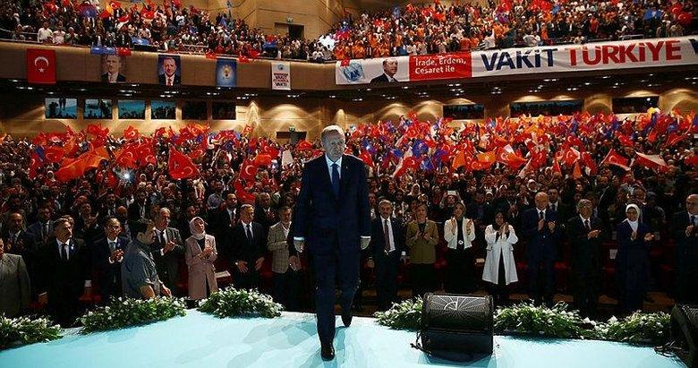 AK Parti Kongresine 52 ülkenin devlet başkanı davet edildi