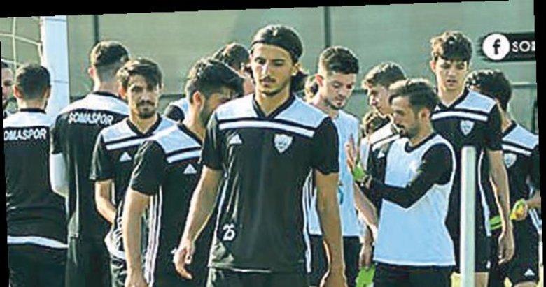 Somaspor'da yeni sezon startı haftaya