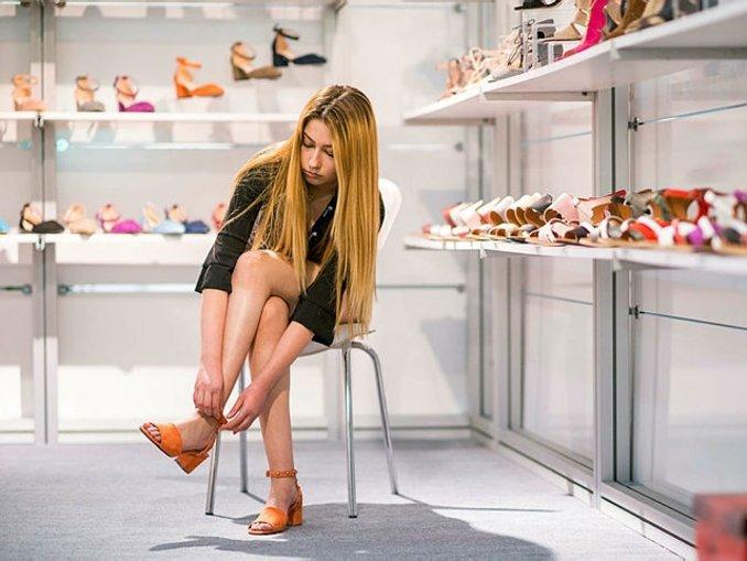 Ayakkabıda modayı İzmir belirliyor