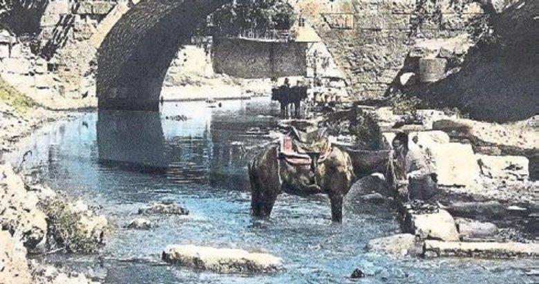 İzmir ticaretinin tarihi simgesi: Kervan Köprüsü